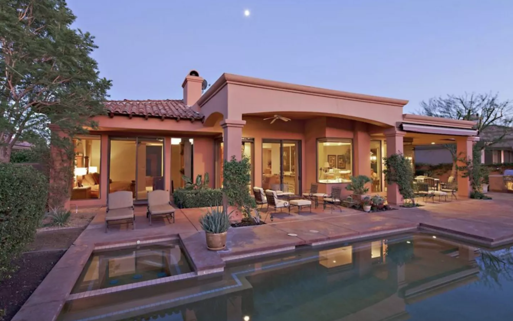 An Air Concierge property in La Quinta, CA