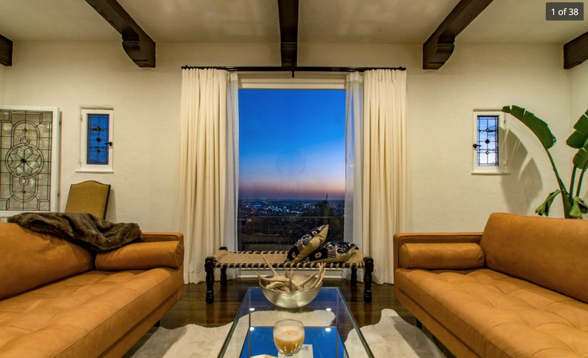 Image: Professional photo of our Hollywood home.